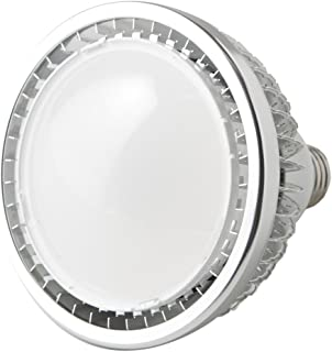 撮影用LED電球(200W型18W) PAR38-12*3W 照射角140度 フリッカーフリー