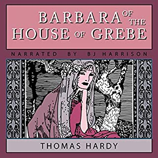 Barbara of the House of Grebe cover art