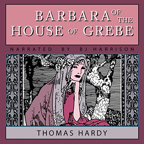 Barbara of the House of Grebe audiobook cover art