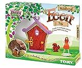 Tomy My Fairy Garden The Waldland Hadas Puerta – Juguete de Exterior con Figura de Hada para niños a Partir de 4 años – Juega e interacción con la Naturaleza