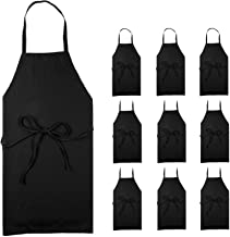 black aprons wholesale