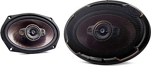 "Kenwood Car Audio Kenwood Performance Series KFC-PS6996 700W 6"" x 9"" 5 Way Full Range Speakers photo"