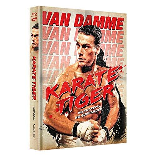 KARATE TIGER - Mediabook (Blu ray + DVD) limitiert auf 333 Stück