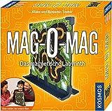 Mag-O-Mag Das magnetische Labyrinth: für 3-4 Spieler ab 8 Jahren