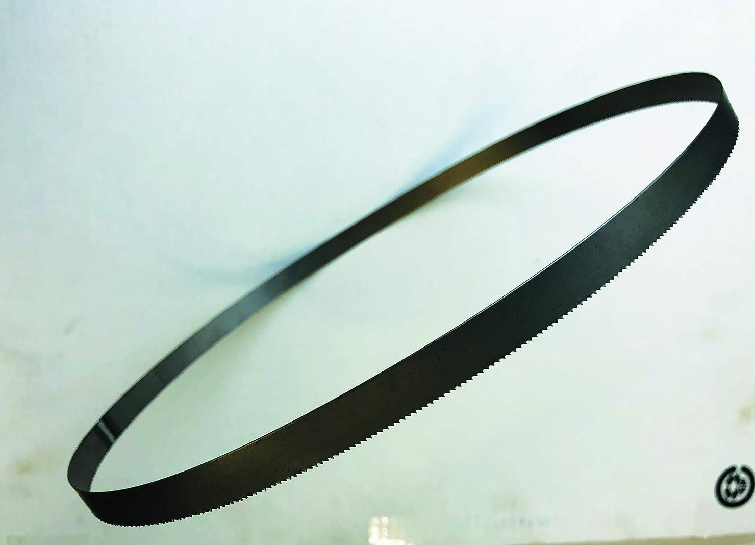 雄弁満足膨張するタイガーバンドソー 1250X13X14P 5本入 バンドソー替刃 鋸刃 鉄ステンレス兼用 HRB-1250用 帯のこ刃