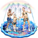 Inflatable 68 Inch Sprinkler and Splash Pad