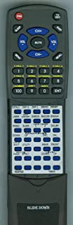 Replacement Remote Control for Yamaha DSP3000, RSDSP3000