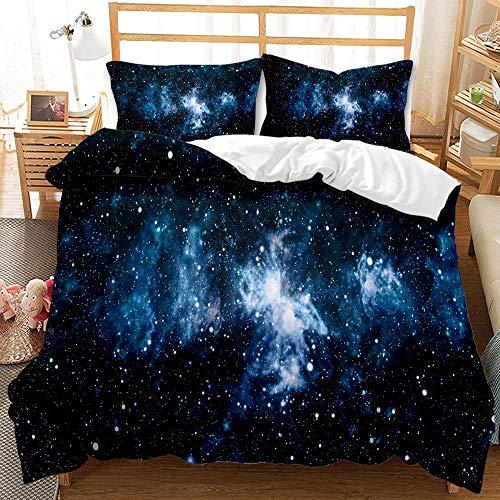 Bedclothes-Blanket Juegos de Fundas para edredón,SQUET Tres Piezas CASA 3D IMPRESIÓN Digital Cama Digital SINGO SINGO Agujero VACÍO Agujero-5_180 * 220cm