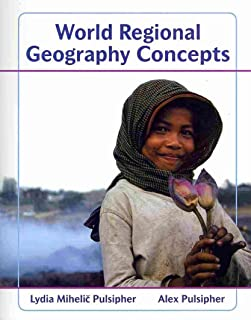 World Regional Geography Concepts and Geography Quizzing Website Access Card
