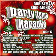 Party Tyme Christmas Sing-Along 4 16-Song G