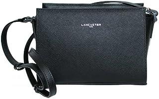 a95f3bdd61 Lancaster - Mini sac trotteur Adèle LANCASTER Noir
