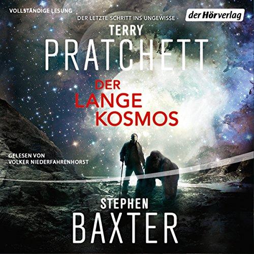 Der Lange Kosmos     Die Lange Erde 5              By:                                                                                                                                 Terry Pratchett,                                                                                        Stephen Baxter                               Narrated by:                                                                                                                                 Volker Niederfahrenhorst                      Length: 14 hrs and 31 mins     Not rated yet     Overall 0.0
