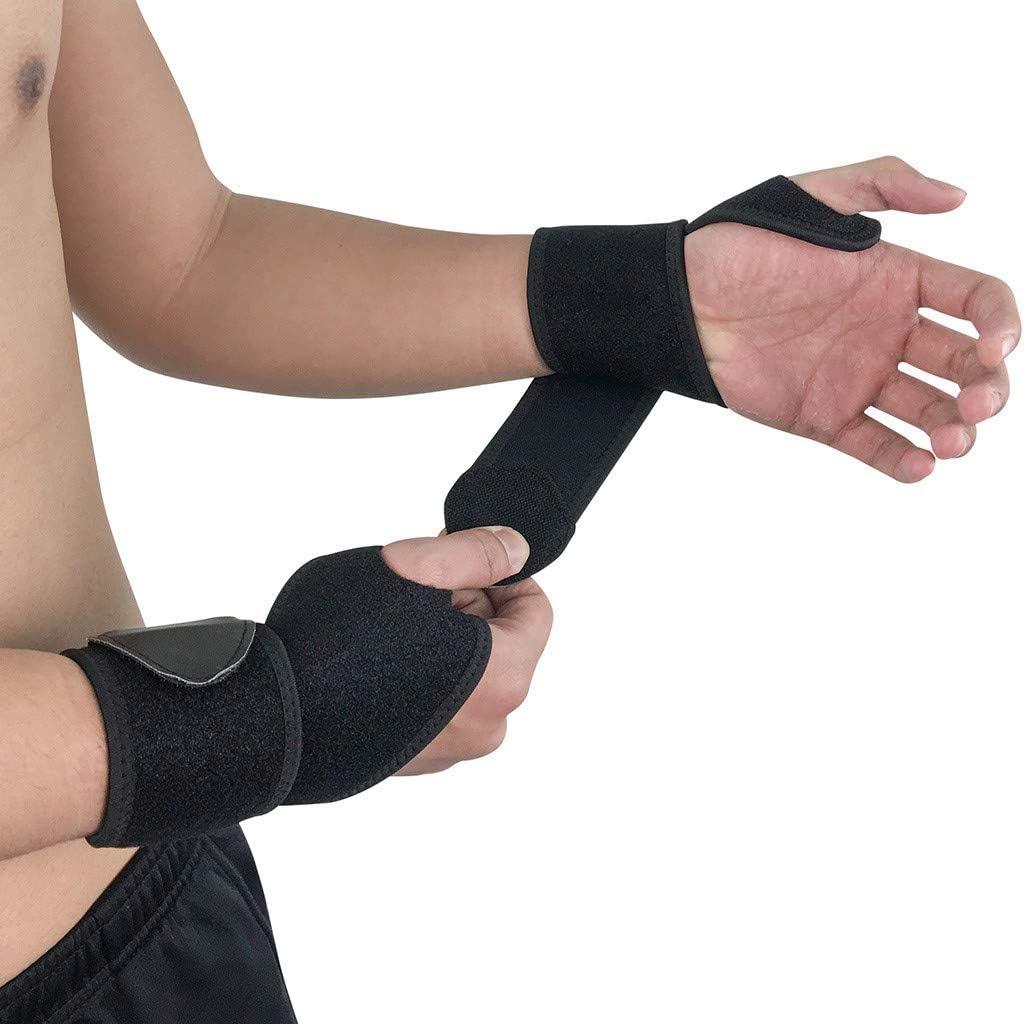 Kraftsport Bodybuilding Orderking Handgelenkbandage Handgelenkst/ütze Handgelenkst/ütze f/ür Sport und Alltag Wrist Wrap f/ür Damen und Herren Handgelenk Bandagen f/ür Fitness