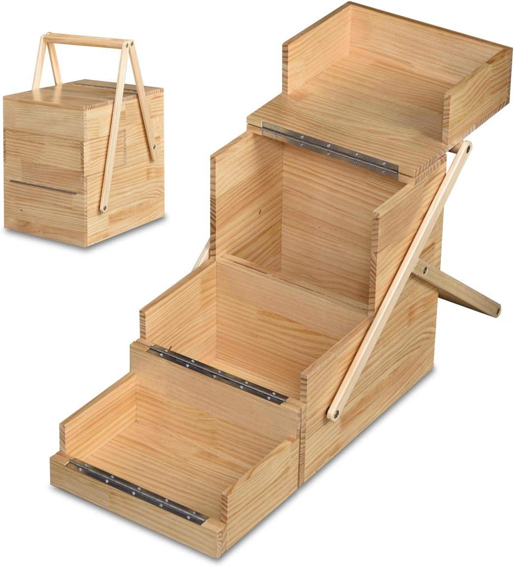 木製キッチンツールボックス Lサイズ/FIELDOOR(フィールドア)