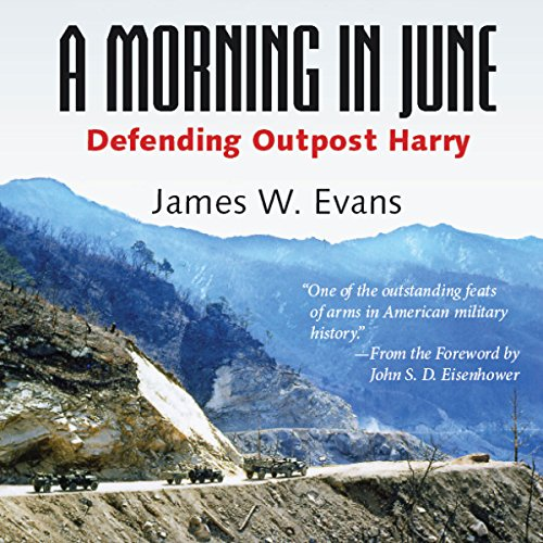 A Morning in June audiobook cover art