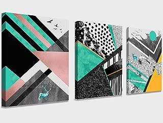 Best geometric wall art paint Reviews