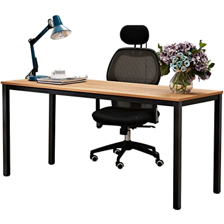 GraPefruiT Home Office Desk Can Be Raised and Lowered Folding Computer Desk 64cm40cm