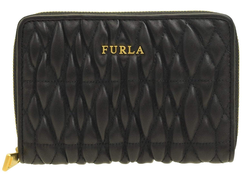 (フルラ) FURLA 財布 二つ折り ラウンドファスナー ミニ コンパクト レザー COMETA M ZIP [並行輸入品]