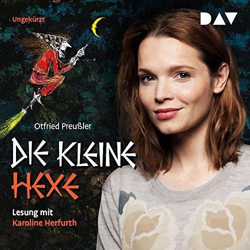 Die kleine Hexe audiobook cover art