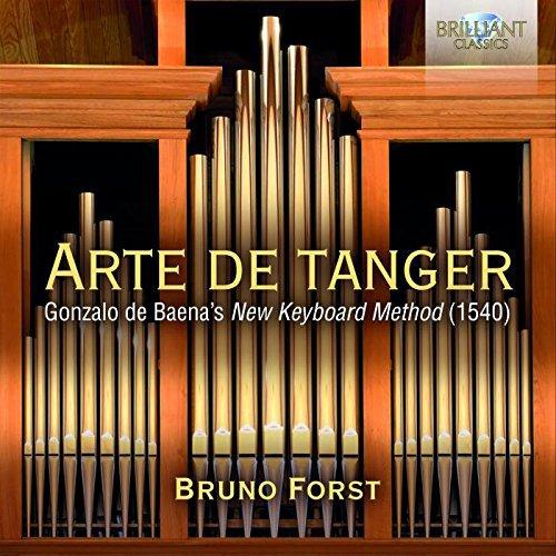 ARTE DE TANGER: Gonzalo de Baena