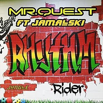 Rhythm Rider (feat. Jamalski)