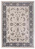 Carpeto Rugs Tapis Salon Ecru 200 x 300 cm Oriental/Ayla Collection