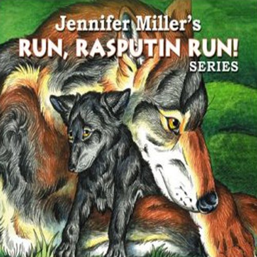 Run, Rasputin, Run! Series  By  cover art
