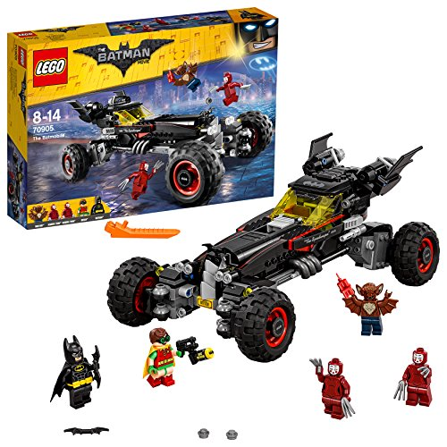 LEGO The Batman Movie 70905 - Das Batmobil, Superhelden-Spielzeug