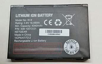 Netgear W-9 4340mAh Original Replacement Battery for AT&T Unite Explore 815S, Verizon Jetpack AC791L