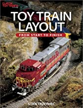 Toy Train Layout from Start to Finish