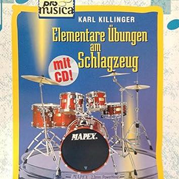 Elementare Übungen am Schlagzeug
