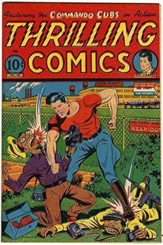 Thrilling Comics #46 - Version 1: Smith, J. New Englands Trials. 2D Ed. 1622 (English Edition)