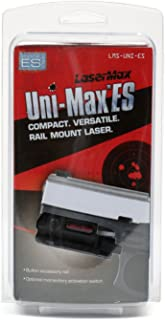 LaserMax Rail Mounted UNI-MAX  Laser (Red) LMS-UNI-ES