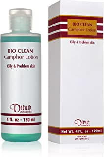 Dinur Cosmetics BIO CLEAN Camphor Lotion 4 fl. oz. 120ml