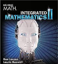BIG IDEAS MATH Integrated Math 2: Student Edition 2016