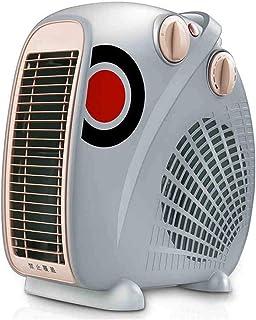 Radiador eléctrico MAHZONG Calentador de Ventilador silencioso portátil 2000W