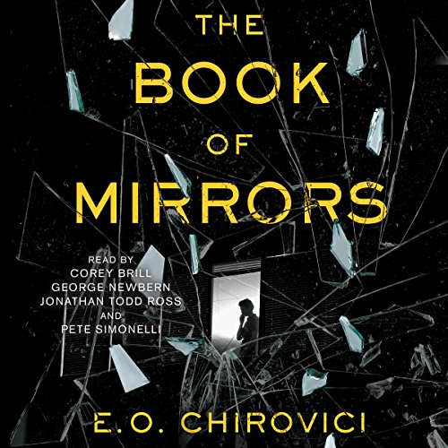 The Book of Mirrors audiobook cover art