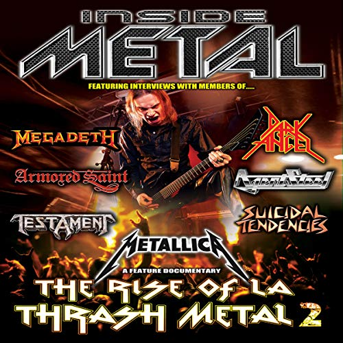 Inside Metal: The Rise of LA Thrash Metal, Vol. 2  By  cover art