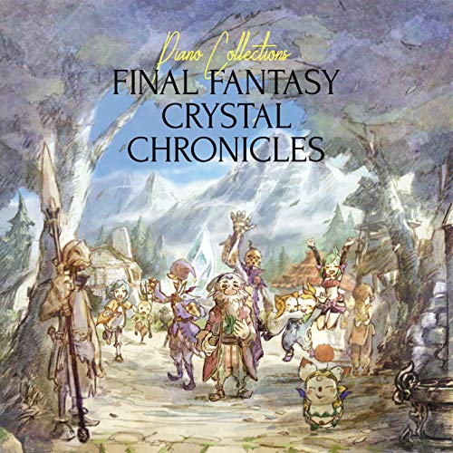 【Amazon.co.jp限定】Piano Collections FINAL FANTASY CRYSTAL CHRONICLES (メガジャケ付)