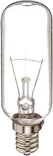 Broan SB02300264 Light Bulb, 40 W