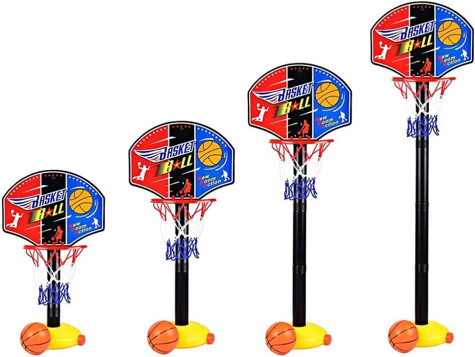Kids Basketball Hoop Indoor Outdoor Adjustable Basketball Hoop K