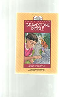 The Mystery of the Gravestone Riddle (Ten Commandments Mysteries)