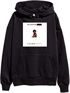 The Notorious Big Ready TO Die Hoodie Hip Hop Sweatshirt Rap Biggie Merch Black