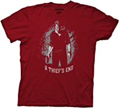 Ripple Junction Uncharted 4 A Thiefs End Adult T-Shirt