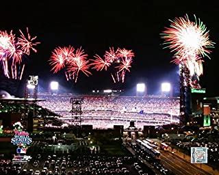 MLB Citizens Bank Park Philadelphia Phillies 2008 World Series Stadium Photo (Size: 11