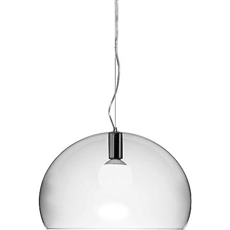 Kartell Fl/Y, Lampe à Suspension, Cristal