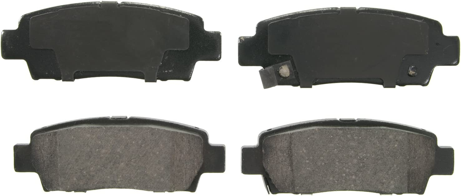 Wagner QuickStop ZD672 Ceramic Set Disc Brake Max 81% Max 82% OFF OFF Pad