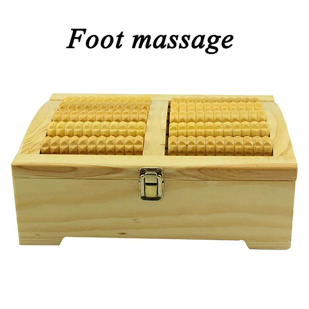 満足させるスタンド一致足のマッサージトマッサージャーフットマッサージローラー、リラクゼーション、足の痛み、足底筋膜炎ストレスリリーフ