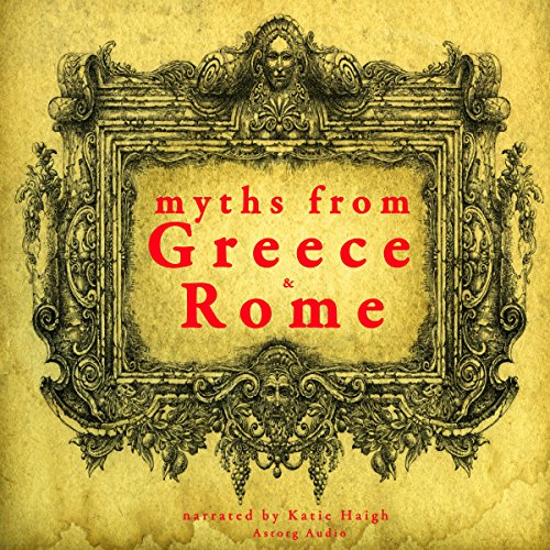 Seven Myths of Greece and Rome Audiobook By div. cover art