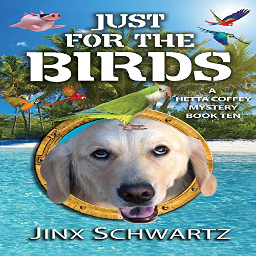 Just for the Birds  By  cover art